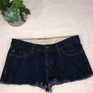 Rag & Bone| Denim Cut Off Shorts Size 29